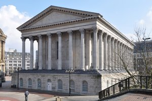 Birmingham Town Hall for hire