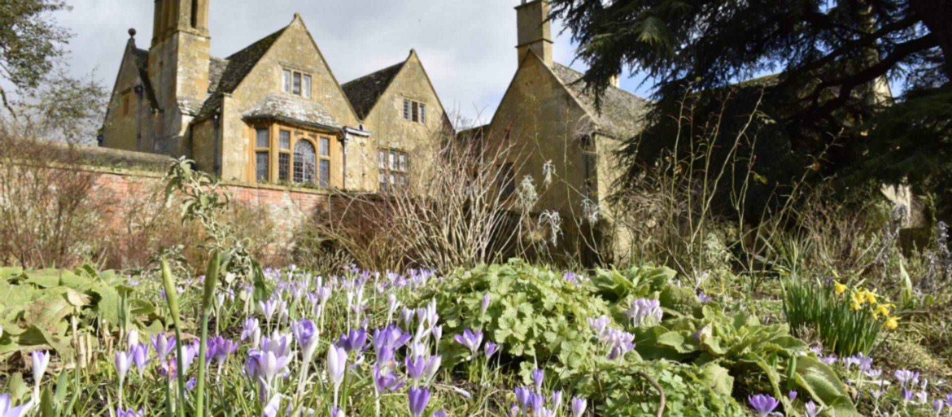 Hidcote Manor Garden for hire