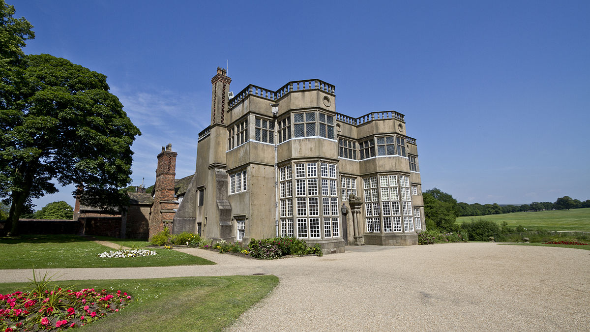 Astley Hall for hire