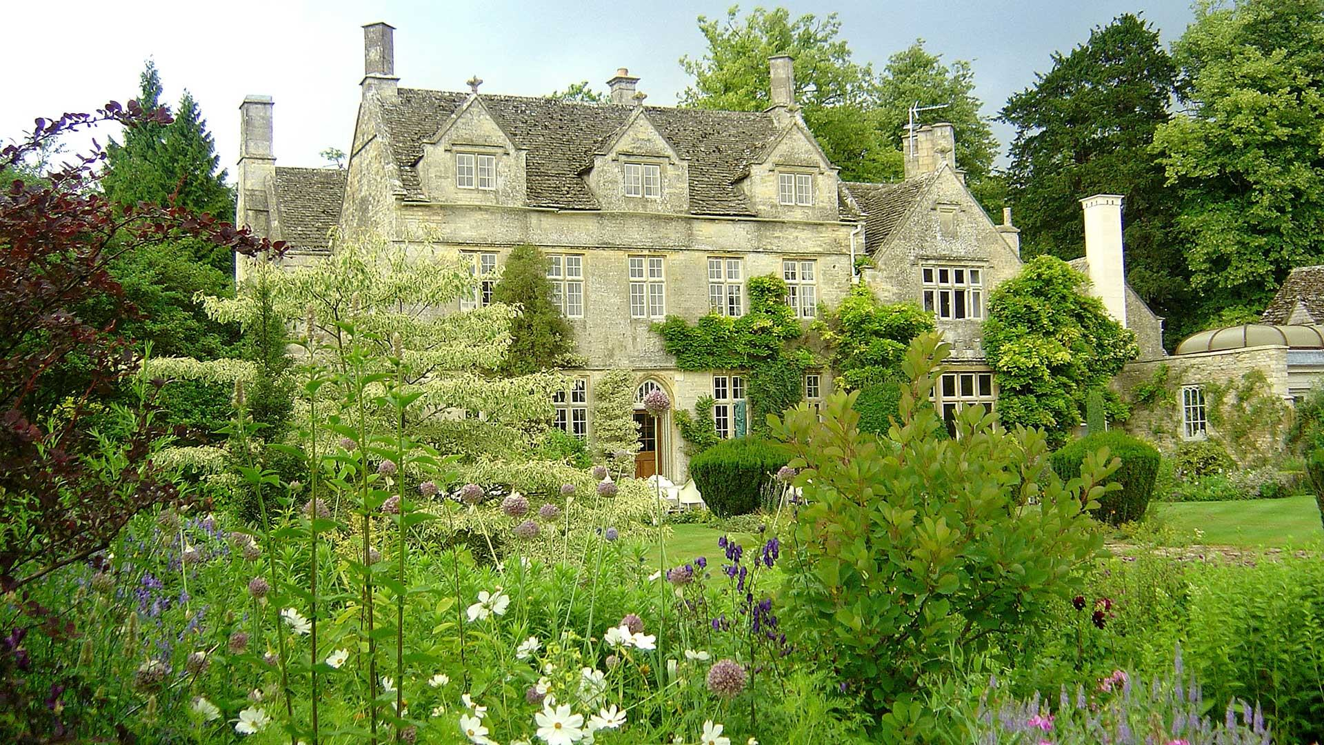Barnsley House for hire