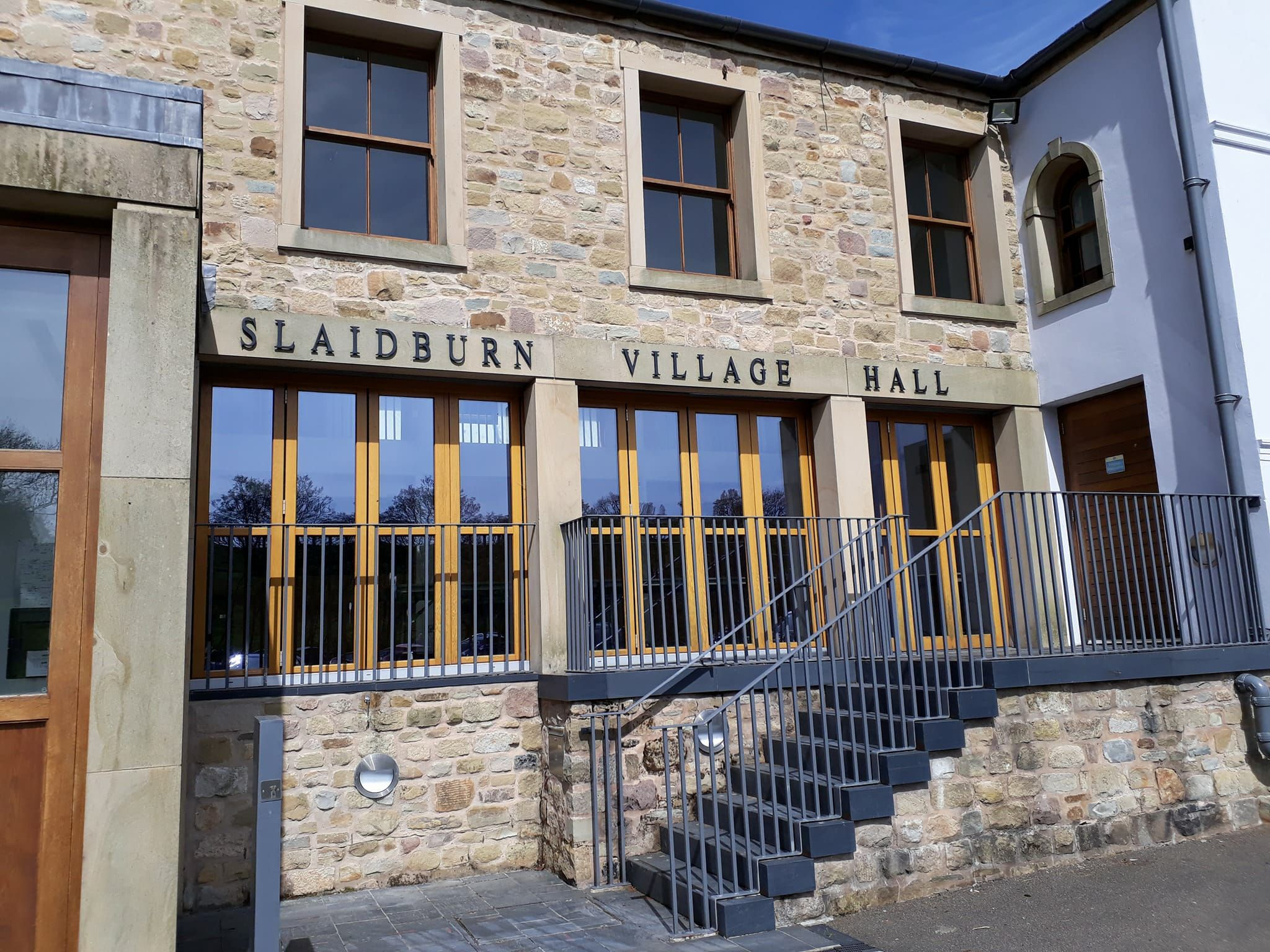 Slaidburn Village Hall for hire