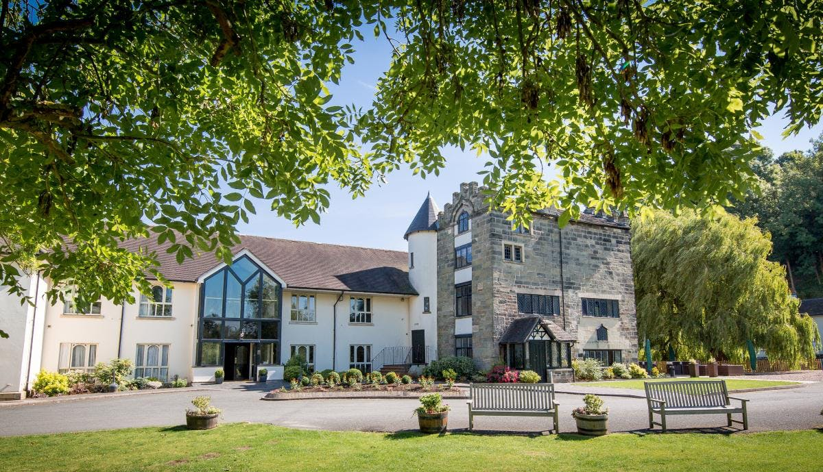 Priest House Hotel for hire