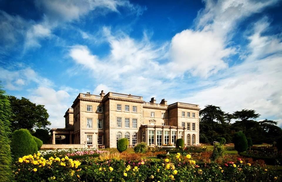 Prestwold Hall for hire