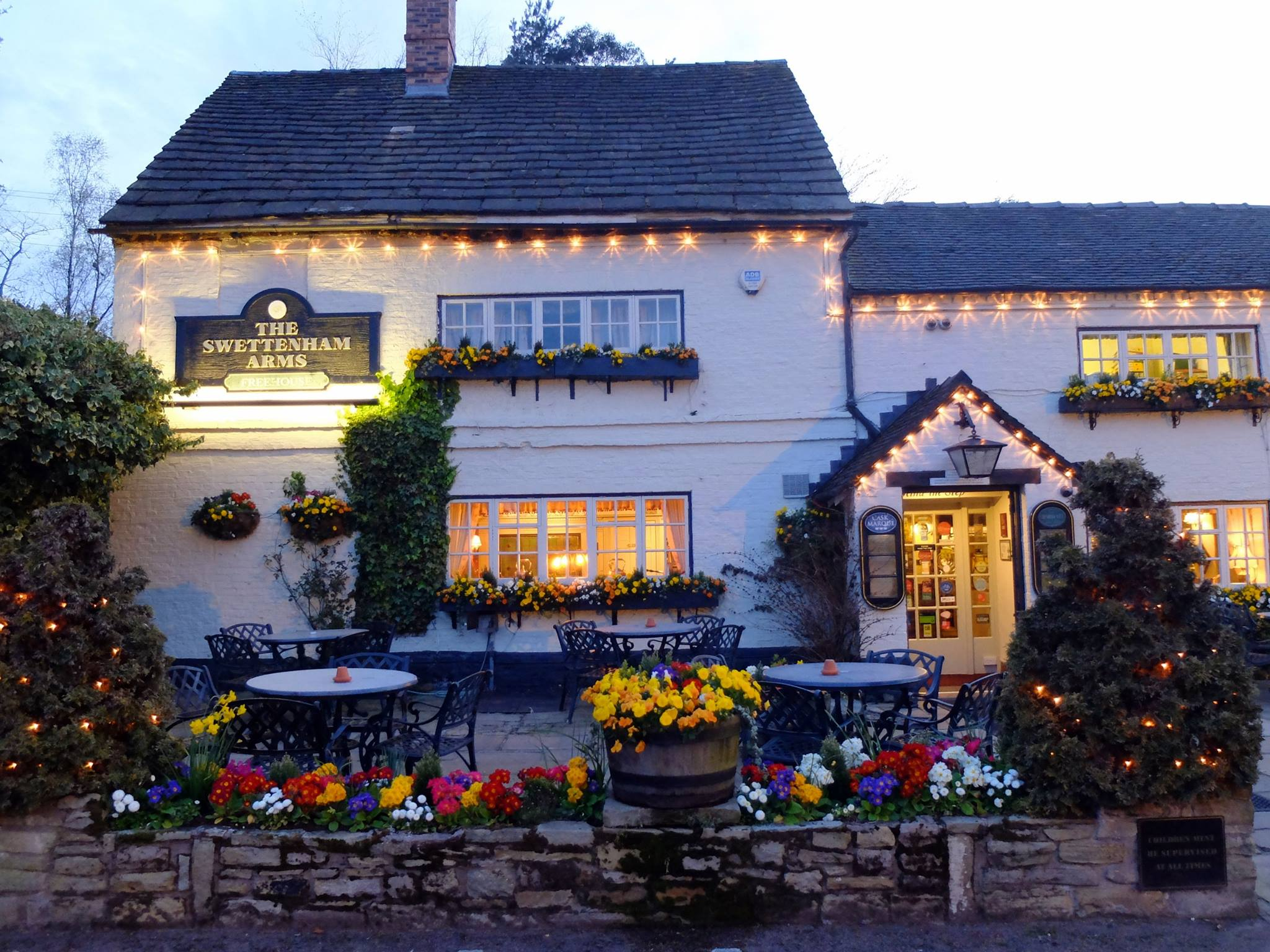 Swettenham Arms for hire