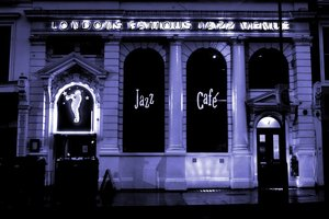 Jazz Cafe for hire
