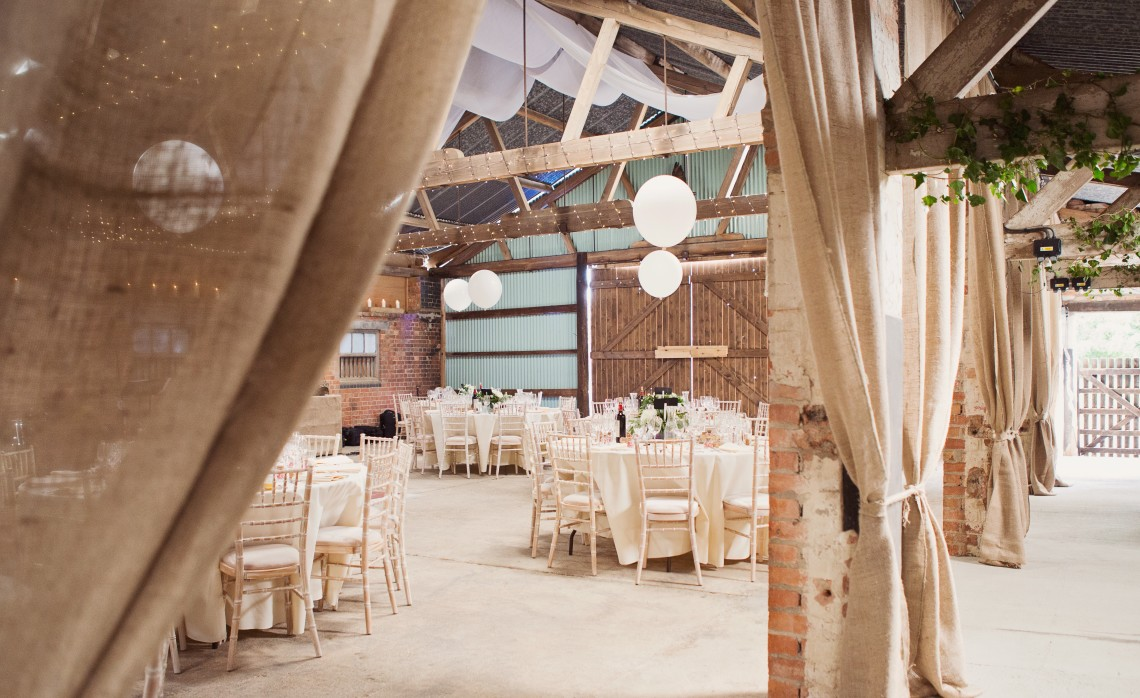 Kingsthorpe Lodge Barn for hire