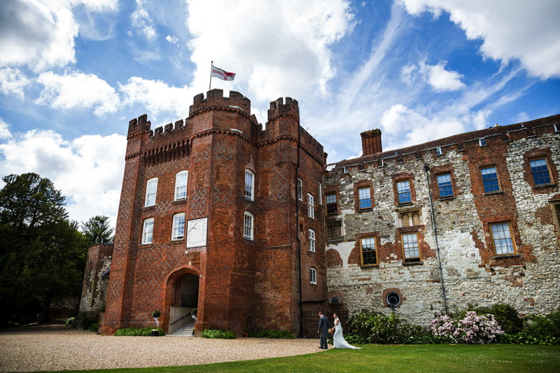 Farnham Castle for hire