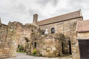 Danby Castle for hire