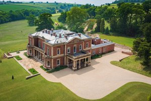 Hillersdon House for hire