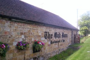 Oak Barn Restaurant for hire