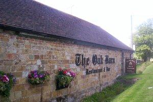 Oak Barn Restaurant for hire