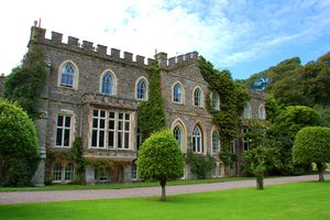 hartland abbey for hire