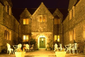 Mortons House Hotel for hire