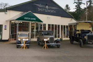 Shuttleworth for hire