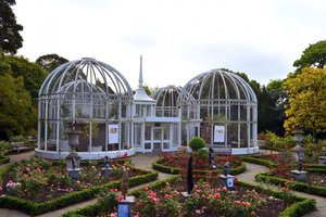 Birmingham Botanical Gardens & Glasshouses for hire