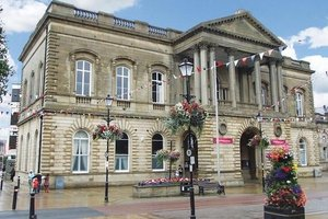 Accrington Town Hall for hire
