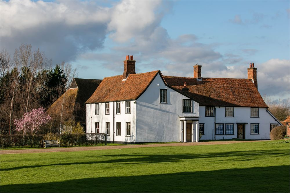 Cressing Barns for hire