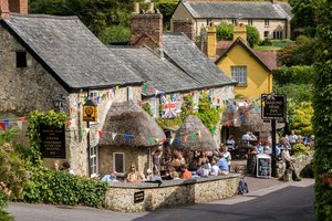 The Masons Arms for hire
