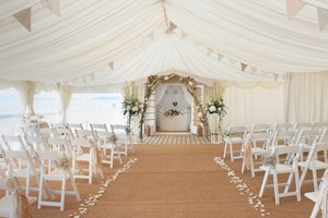 Beach Weddings Bournemoth for hire