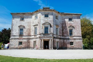 Sharpham House for hire
