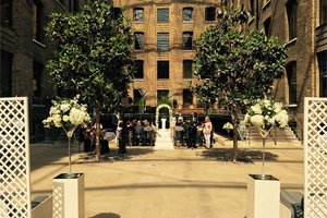 Devonshire Terrace for hire
