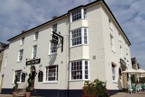 The Black Lion Hotel for hire