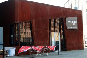 Veranda Lounge for hire
