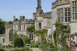 Haddon Hall for hire