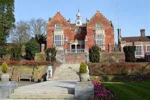 Harrow School Speech Room for hire