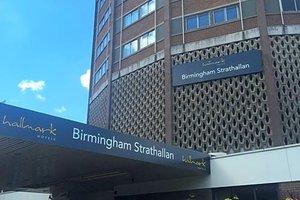 Hallmark Hotel Birmingham for hire