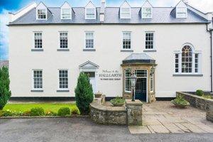 Hallgarth Manor for hire
