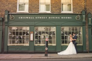 Chiswell Street Dining Rooms for hire