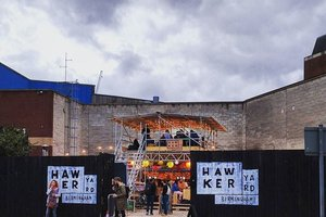 Hawker Yard for hire