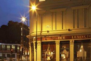 The Lexington for hire