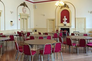 Chippenham Town Hall for hire