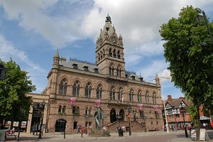 Chester Town Hall for hire