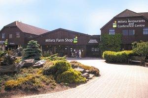 Millets Farm for hire