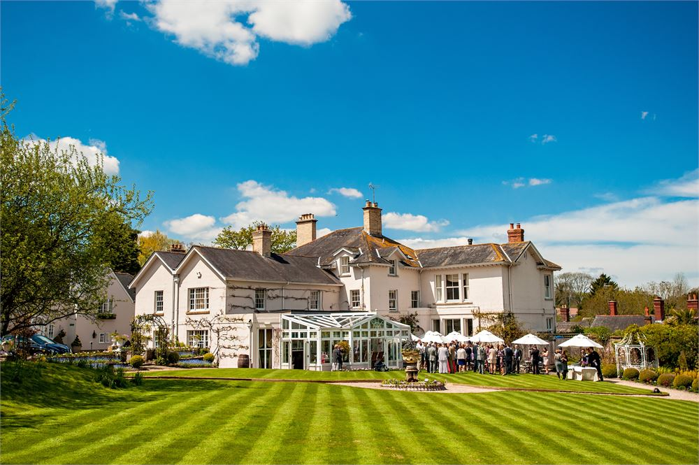 Summer Lodge Country House Hotel & Spa for hire