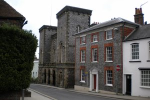 Arundel Town Hall for hire