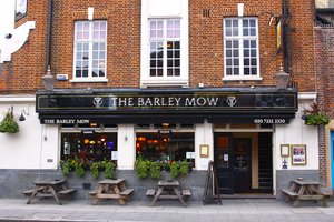 The Barley Mow for hire
