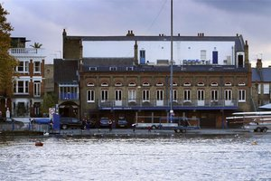 London Rowing Club for hire
