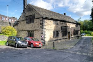 The Old Grammar School for hire