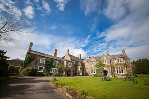 Northcote Manor Hotel for hire