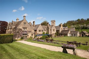 Buckland Manor for hire