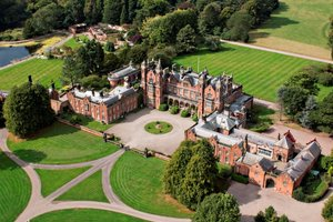 Capesthorne Hall for hire