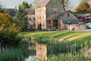 Haselbury Mill for hire