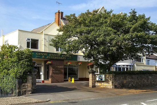 The Grove House Hotel for hire