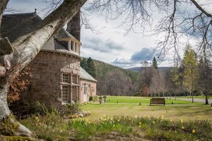 Glen Tanar Ballroom for hire
