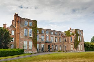 Glemham Hall for hire
