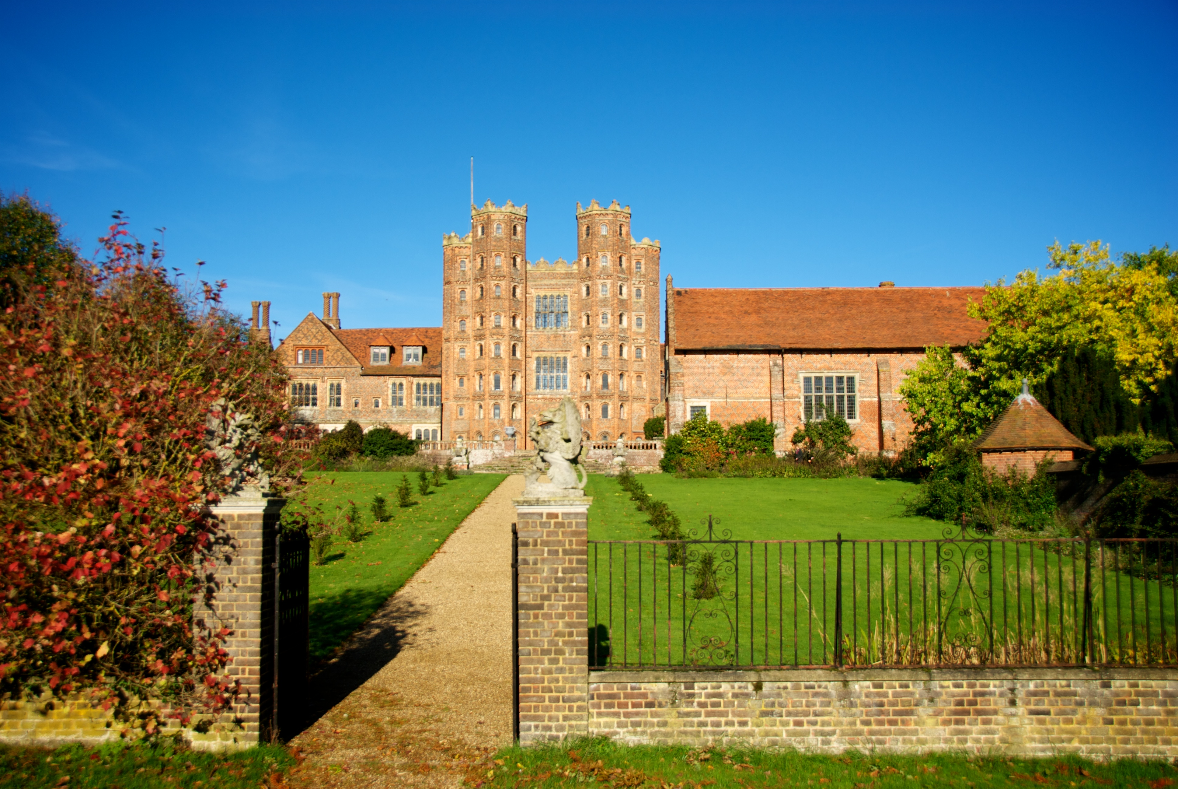 Layer Marney Tower for hire